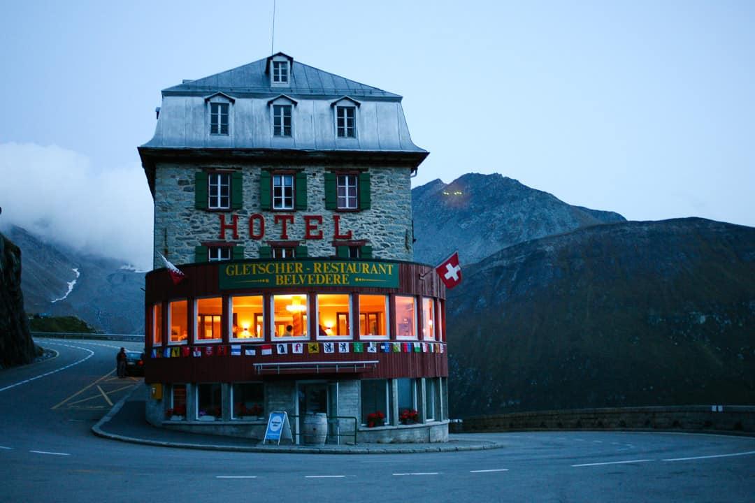 Hôtels de montagne